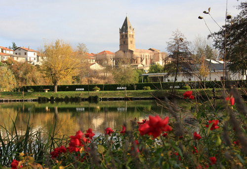 village d'Anneyron